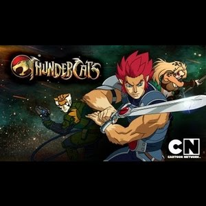 Thunder Cats Show on Thundercats   Youtube