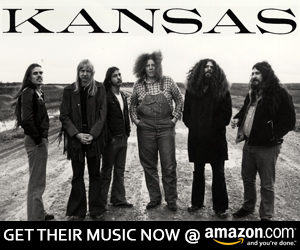 Get Kansas Music Now @ Amazon.com