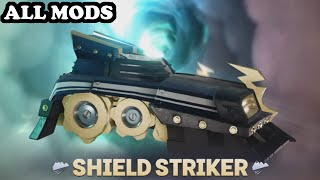 getlinkyoutube.com-Skylanders Superchargers - Shield Striker All Mods GAMEPLAY