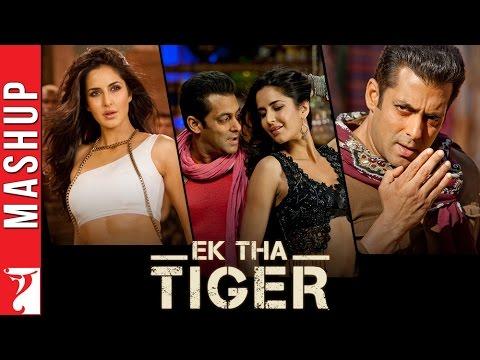 Ek Tha Tiger - Mashup - Salman Khan   Katrina Kaif
