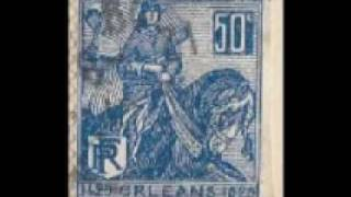 getlinkyoutube.com-Rare stamps from-France
