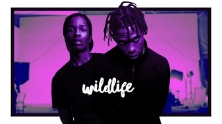 getlinkyoutube.com-Travis Scott x A$AP Rocky Type Beat - Wildlife (Prod. Tantu Beats)