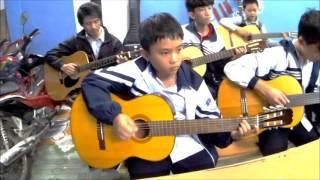 getlinkyoutube.com-Ông bà anh (Guitar for Kids)