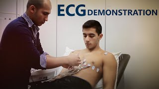getlinkyoutube.com-ECG Lead Placement - OSCE Exam Demonstration