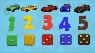 Машинки мультфильм - из серии мультфильмы для детей про машинки