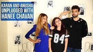 getlinkyoutube.com-Karan Kundra and Anusha Dandekar Unplugged with Hanee Chavan