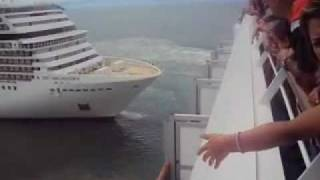 getlinkyoutube.com-Por um Triz Costa Pacifica X MSC .wmv