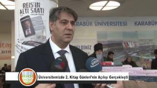 Karabük Üniversitesi 2. Kitap Günleri