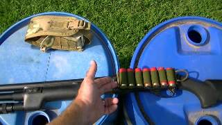 getlinkyoutube.com-How to reload your shotgun sidesaddle with ease