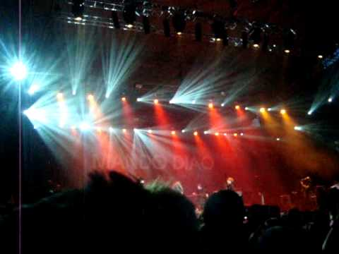 Mando Diao - God Knows live @ INmusic festival 2012, 30.6.2012.