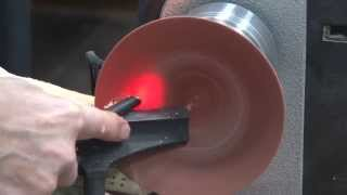 getlinkyoutube.com-Woodturning: Using a Light Source to Turn a Bowl