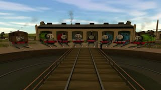 getlinkyoutube.com-Thomas Trainz Remake - Thomas and the Best-Kept Station Competition
