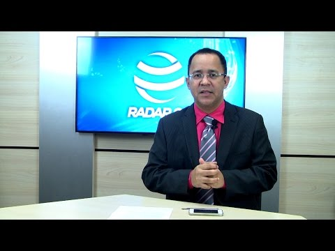 BOLETIM DE NOTÍCIAS - Hugo Santos direto da redação do RADAR 64