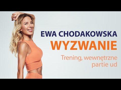 WYZWANIE!! WEWNĘTRZNE PARTIE UD!!! Ewa Chodakowska