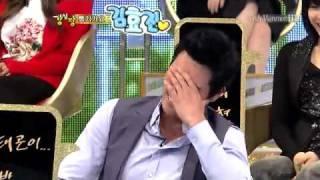 getlinkyoutube.com-Eunhyuk, Leeteuk, Shindong  - dancing  bad boy