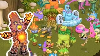 getlinkyoutube.com-My Singing Monsters - All Tribal Island Monsters Review [FULL]