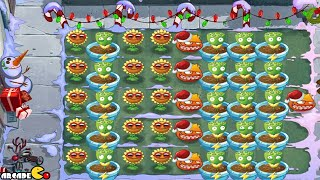 getlinkyoutube.com-Plants Vs Zombies 2: Endless Mode Challenge!