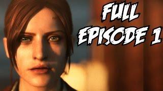 getlinkyoutube.com-Resident Evil Revelations 2 Walkthrough Part 1 Gameplay Full Episode 1 Let's Play Playthrough Review
