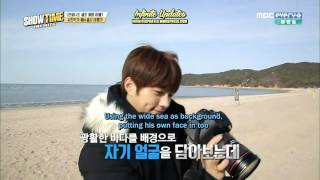 getlinkyoutube.com-[ENG-SUB] 160128 MBC INFINITE Showtime Ep. 8 (Part 1 of 2)