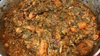 Easy Haitian Legume ( Vegetable Stew)  Recipe   Episode 45