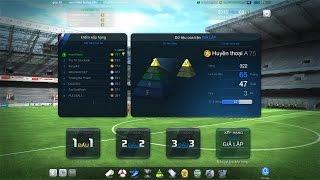 getlinkyoutube.com-Bí quyết + kinh nghiệm chiến thắng giả lập Fifa Online 3