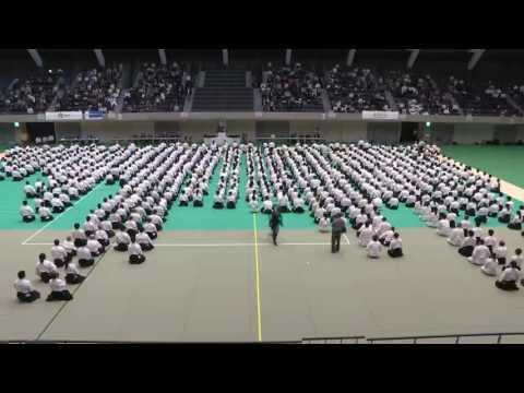 Aikido Demonstrations - 12th IAF Congress (Live Stream)