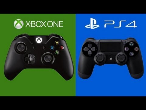 PS4 OR XBOX ONE: WHICH SHOULD YOU BUY?!?