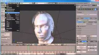 getlinkyoutube.com-Johnny Blender 2.0 - Part 20 - Particle Hair ...Hair