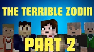 getlinkyoutube.com-MINECRAFT Doctor Who - The Terrible Zodin part 2