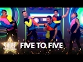 Five To Five perform MMMBop by Hanson - Let It Shine - BBC One