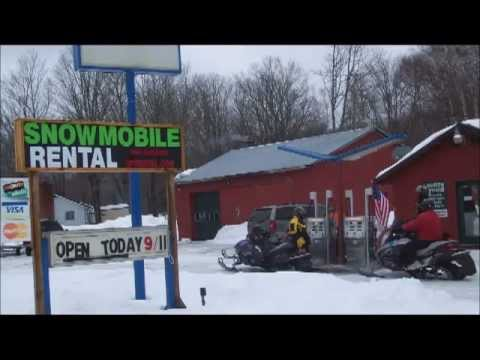 Riding the U.P, March 2013 Sledheads