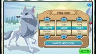 getlinkyoutube.com-How to get free Artic wolf - Animal jam glitch