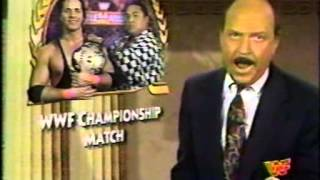 RAW - 08.03.1993 - Full Show
