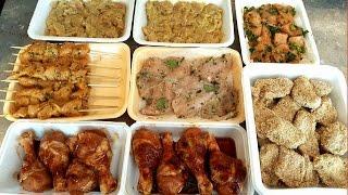 getlinkyoutube.com-تحضير الدجاج ب 6 طرق متنوعة و لذيذة+  طريقة تقطيعه و تخزينه 💕💕