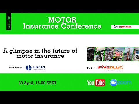 MOTOR INSURANCE CONFERENCE- 'A glimpse in the future of motor insurance'