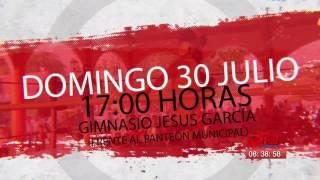 Club de Lucha Libre Tuxtepec, invita a la función de lucha el domingo 30 de julio