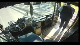 Metro Bus Driver Gets A Hand Of Applause From Passengers For Saving A Suicidal woman