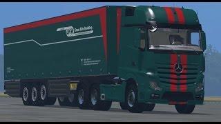 getlinkyoutube.com-LS 15 Modvorstellung - Schmitz Cargobull Set v 0.6 BETA [best Mod LS 15 ]