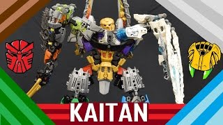 getlinkyoutube.com-Bionicle Combiner: Kaitan (Tanua / Lehatu / Kopali)