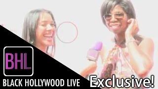 Nicki Micheaux @ 12th Annual Sunshine Beyond Summer | Black Hollywood LIve Interview