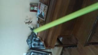 getlinkyoutube.com-Vaders vault photon blade on guardian blue ultra saber
