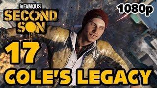 getlinkyoutube.com-inFAMOUS: Second Son - COLE'S LEGACY DLC Walkthrough PART 17 [1080p] No Commentary TRUE-HD QUALITY