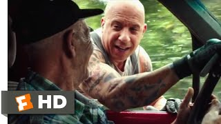 xXx: Return of Xander Cage (2017) - Jungle Skiing Scene (3/10) | Movieclips
