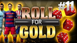 getlinkyoutube.com-ROLL FOR GOLD #11 - PACKS PACKS PACKS!!! - FIFA 16