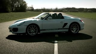 getlinkyoutube.com-Porsche Boxster Spyder review - BBC