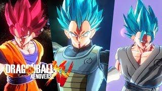 getlinkyoutube.com-Dragon Ball Xenoverse TOP FIVE Transformation Mods [#3]