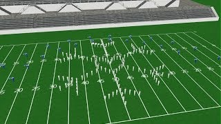 getlinkyoutube.com-Let It Go from Frozen Marching Band Drill Design