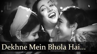 Bombai Ka Babu   Dekhne Mein Bhola Hai Dil Ka Salouna   Asha Bhonsle