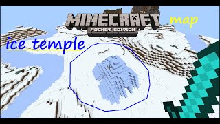 getlinkyoutube.com-MCPE 0.15.2 -  EPIC SNOW/ICE TEMPLE MAP NEW STRUCTURE UPDATE  IDEA MOJANG PLEASE ADD THIS