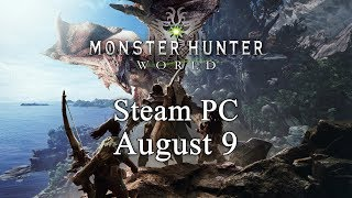 Monster Hunter: World - PC Trailer
